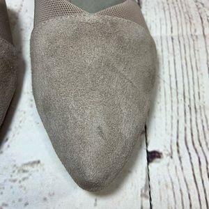 Eileen Fisher Shoes - Eileen Fisher Gray Suede Flats Sz 8.5